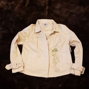 DISNEY TINKERBELL JACKET